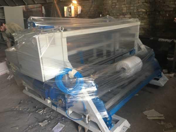 бобинорезательная машина для спанбонда