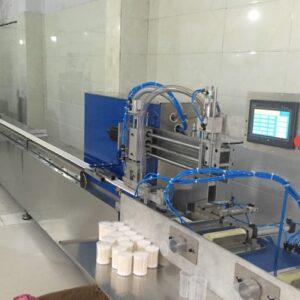 Оборудование для производства ватных палочек